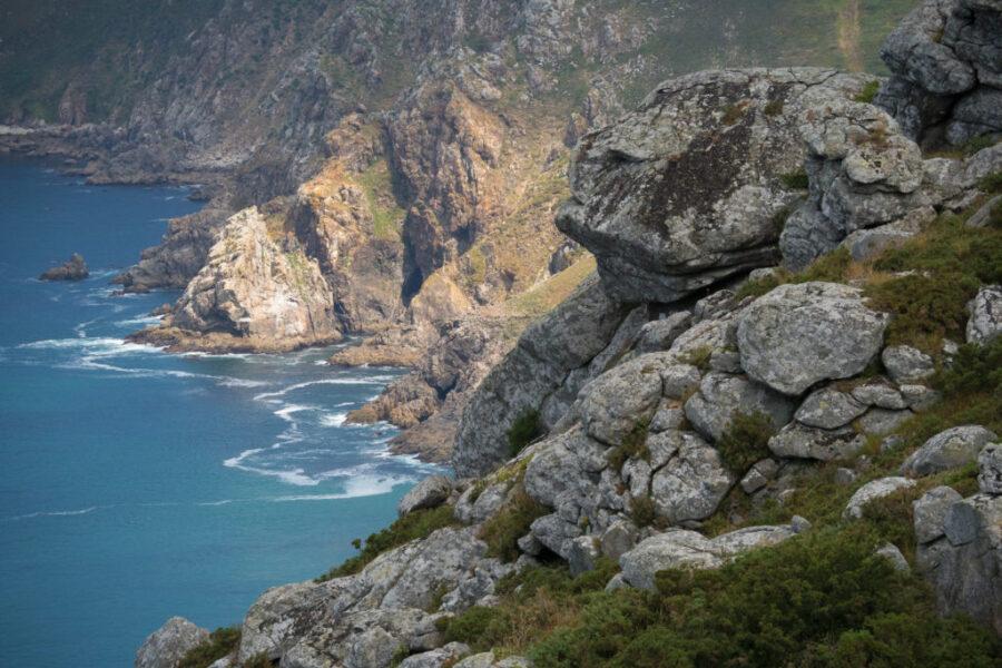 A Costa da Morte, costa dos naufraxios