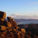 Monte Pindo, unha visita ó rosado Olimpo Celta